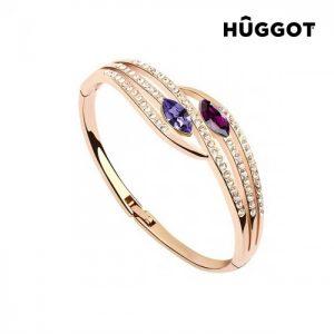 paradise-huggot-zapestnica-pozlacena-z-18k-roza-zlatom-s-cirkoni-o-5-5-cm -1-700x700