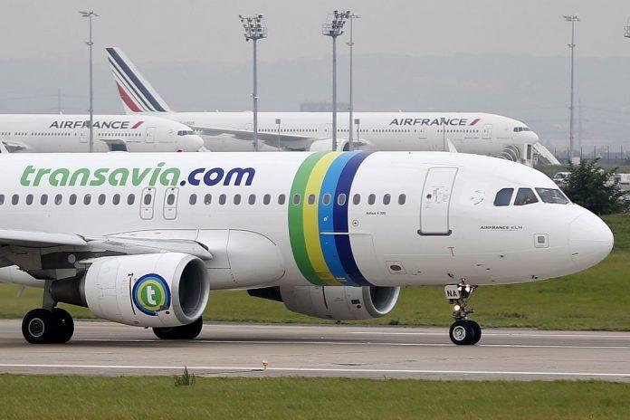 Transavia Airbus A320